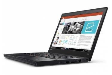 "Ноутбук Lenovo ThinkPad X270 Core i5 7200U/4Gb/500Gb/Intel HD Graphics/12.5""/HD (1366x768)/Windows 10 Professional/black/WiFi/BT/Cam"