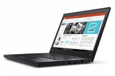"Ноутбук Lenovo ThinkPad X270 Core i7 7500U/8Gb/SSD256Gb/Intel HD Graphics 620/12.5""/IPS/FHD (1920x1080)/4G/Windows 10 Professional 64/black/WiFi/BT/Cam"