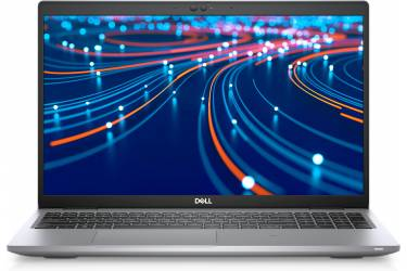 "Ноутбук Dell Latitude 5520 Core i7 1185G7/16Gb/SSD512Gb/NVIDIA GeForce MX450 2Gb/15.6""/IPS/FHD (1920x1080)/Windows 10 Professional/grey/WiFi/BT/Cam"