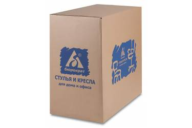 Кресло детское Бюрократ KD-2/G/50-31 синий джинса 50-31