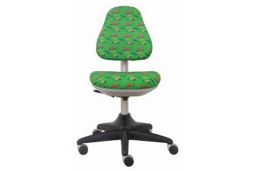 Кресло детское Бюрократ KD-2/R/Race-Gr зеленый формула-1 Race-Gr