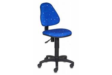 Кресло детское Бюрократ KD-4/Cosmos синий космос Cosmos