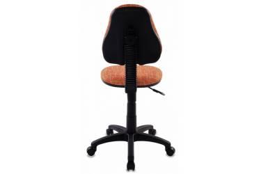 Кресло детское Бюрократ KD-4/GIRAFFE оранжевый жираф GIRAFFE