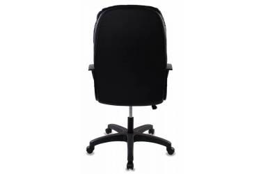 Кресло руководителя Бюрократ CH-1868/BLACK черный искусственная кожа (пластик черный)