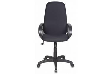 Кресло руководителя Бюрократ CH-808AXSN/#BLACK черный 80-11