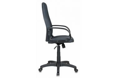 Кресло руководителя Бюрократ Ch-808AXSN темно-серый TW-12 крестовина пластик