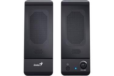 Компьютерная акустика Genius SP-U120, 3W, black 2.0