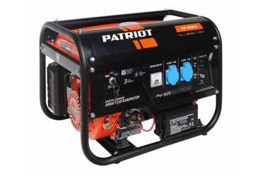Генератор Patriot SRGE 3510E 2.5кВт