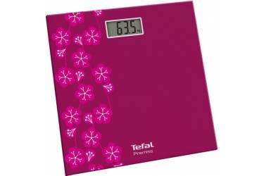 Весы напольные электронные Tefal PP1073V0 макс.150кг розовый