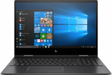"Трансформер HP Envy x360 15-ds0001ur Ryzen 5 3500U/8Gb/SSD256Gb/AMD Radeon Vega 8/15.6""/IPS/Touch/FHD (1920x1080)/Windows 10/black/WiFi/BT/Cam"