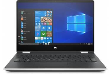 "Трансформер HP Pavilion x360 14-dh0000ur Core i3 8145U/4Gb/SSD128Gb/Intel UHD Graphics 620/14""/IPS/Touch/FHD (1920x1080)/Windows 10/silver/WiFi/BT/Cam"