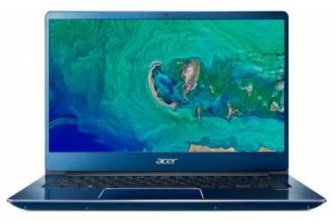 "Ультрабук Acer Swift 3 SF314-56-70HP Core i7 8565U/8Gb/SSD512Gb/Intel UHD Graphics 620/14""/IPS/FHD (1920x1080)/Linux/blue/WiFi/BT/Cam"