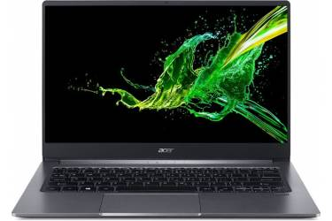 "Ультрабук Acer Swift 3 SF314-57-340B Core i3 1005G1/8Gb/SSD256Gb/Intel UHD Graphics/14""/IPS/FHD (1920x1080)/Windows 10/grey/WiFi/BT/Cam"