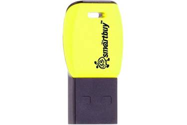 USB флэш-накопитель 4GB SmartBuy Cobra желтый USB2.0