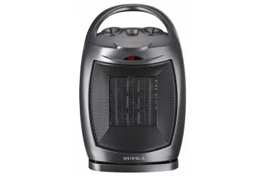 Тепловентилятор Supra TVS-15PS 1500Вт черный