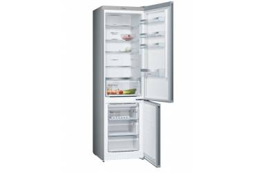 Холодильник Bosch KGN39VL22R серебристый (двухкамерный)