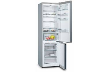 Холодильник Bosch KGN39LQ31R кварцевое стекло/серебристый металлик (двухкамерный)