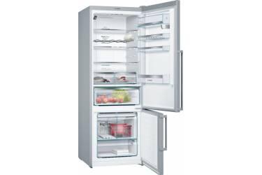 Холодильник Bosch KGN56HI20R нержавеющая сталь (двухкамерный)