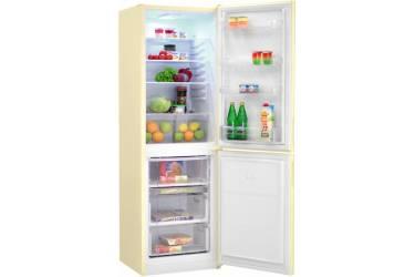 Холодильник Nordfrost NRG 119 542 золотистый стекло (двухкамерный)