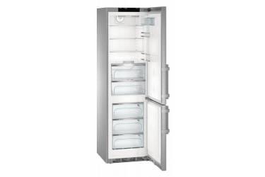 Холодильник Liebherr CBNPes 4858 нержавеющая сталь (двухкамерный)