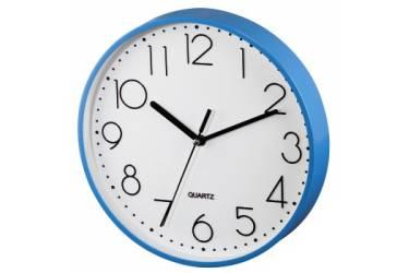 Часы настенные аналоговые Hama PG-220 синий