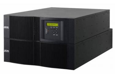 Источник бесперебойного питания Powercom Vanguard RM VRT-6000 w/o Bat 5400Вт 6000ВА черный