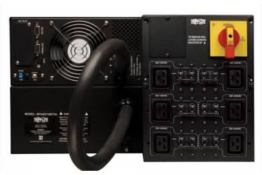 Источник бесперебойного питания Tripplite SmartOnline SU8000RT3UG 7200Вт 8000ВА черный