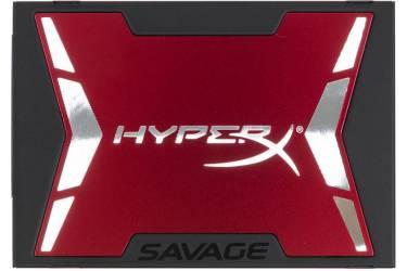 """Жесткий диск накопитель SSD 2.5"""" 240 Gb Kingston SATA 3 HyperX Savage (SHSS37A/240G)"""