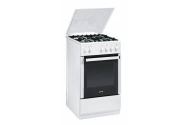 Плита Комбинированная Gorenje KN55120AW белый