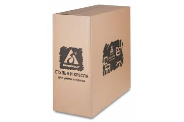 Кресло руководителя Бюрократ Ch-994 слоновая кость искусственная кожа крестовина металл хром
