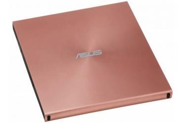 Привод DVD-RW Asus SDRW-08U5S-U розовый USB внешний RTL