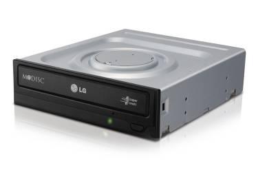 Привод DVD-RW LG GH24NSD0(1) черный SATA M-Disk внутренний oem