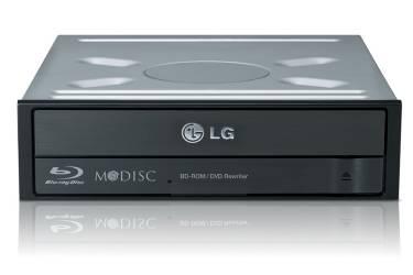 Привод Blu-Ray LG CH12NS30 черный SATA M-Disk внутренний oem