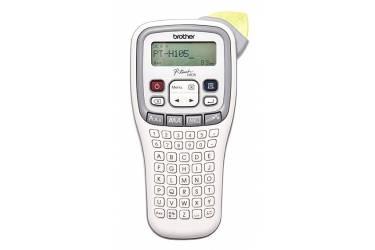 Принтер Brother P-touch PT-H105 переносной черный/белый