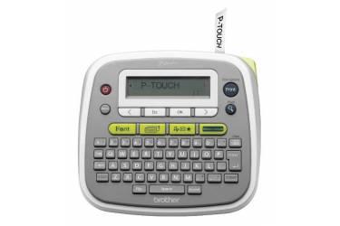 Принтер Brother P-touch PT-D200 стационарный черный/белый