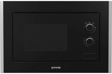 Микроволновая печь Gorenje BM171E2XG 17л. 700Вт черный (встраиваемая)