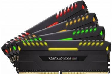 Память DDR4 4x8Gb 3000MHz Corsair CMR32GX4M4C3000C15 RTL PC4-24000 CL16 DIMM 288-pin 1.35В kit
