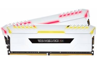 Память DDR4 2x8Gb 3600MHz Corsair CMR16GX4M2C3600C18W RTL PC4-28800 CL18 DIMM 288-pin 1.35В