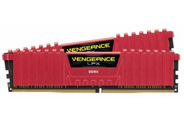 Память DDR4 2x16Gb 2400MHz Corsair CMK32GX4M2A2400C14R RTL PC4-19200 CL14 DIMM 288-pin 1.2В