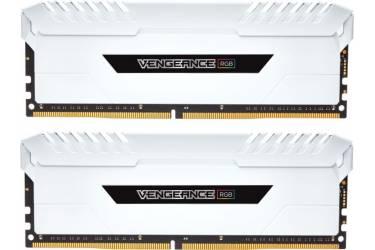 Память DDR4 2x8Gb 3000MHz Corsair CMR16GX4M2C3000C15W RTL PC4-24000 CL15 DIMM 288-pin 1.35В