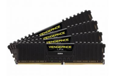 Память DDR4 4x16Gb 2800MHz Corsair CMK64GX4M4B2800C14 RTL PC4-22400 CL14 DIMM 288-pin 1.35В