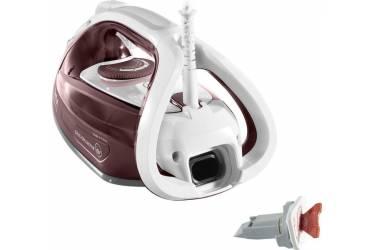 Утюг Tefal FV4961E0 2500Вт белый/бордовый металлокерамика Durilium Airglide