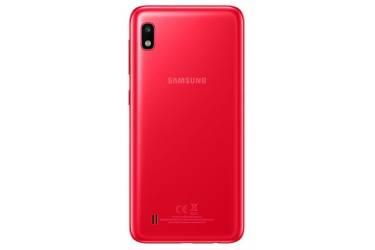 Смартфон Samsung SM-A105F Galaxy A10 32Gb 2Gb Red
