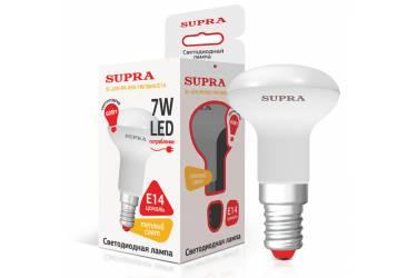 Лампа светодиодная SUPRA_PR_R50-07W/3000/E14 _набор из 3-х ламп