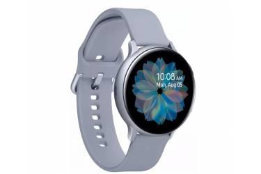 "Смарт-часы Samsung Galaxy Watch Active2 44мм 1.4"" Super AMOLED серебристый (SM-R820NZSRSER)"