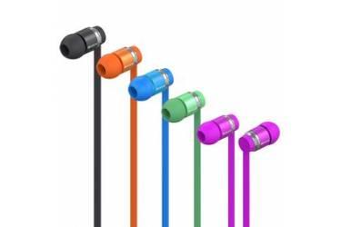 Наушники Yison EX760 внутриканальные с микрофоном розовые