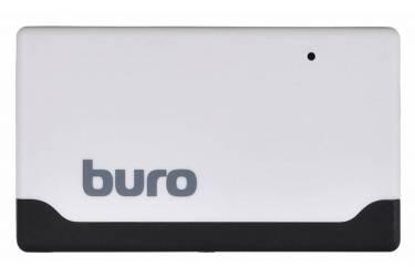 Устройство чтения карт памяти USB2.0 Buro BU-CR-2102 белый