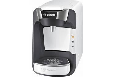 Кофемашина Bosch TAS3204 1300Вт белый/черный