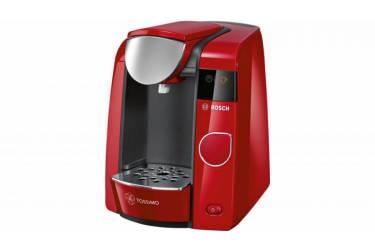 Кофемашина Bosch Tassimo TAS4503 1300Вт красный/черный