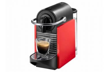 Кофемашина Delonghi Nespresso Pixie EN126 1260Вт красный
